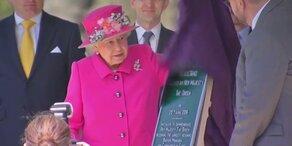 Queen wird 90 - Fest der Farben