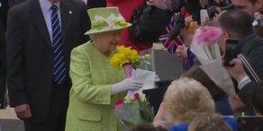 90. Geburtstag der Queen