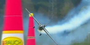 Deutscher gewinnt Air Race