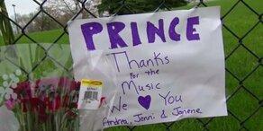 Abschied von Prince