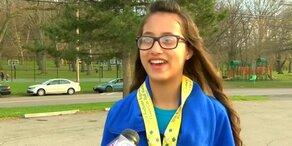 12-Jährige läuft aus Versehen Halbmarathon