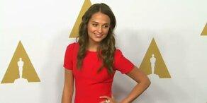 Alicia Vikander wird neue Lara Croft