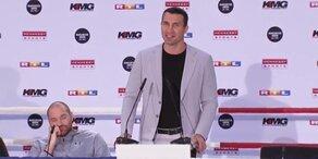 Klitschko will WM-Titel zurück