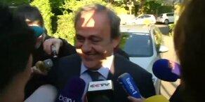 Endspiel für UEFA-Präsident Platini