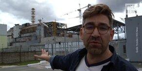 Tschernobyl: Urlaub beim Atomkraftwerk