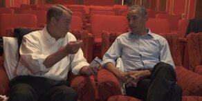 So cool plant Obama seinen Ruhestand