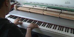 Piano für Megastar Prince