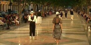 Chanel-Mode auf Kuba präsentiert