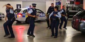 So cool ist die neuseeländische Polizei