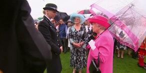 Queen spricht über unhöfliche Chinesen