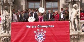 Bayern München erneut Meister