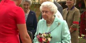 Royals zu Gast bei der Chelsea Flower Show