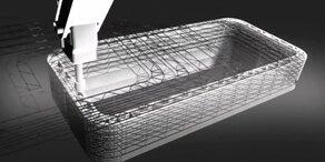 Gebäude aus dem 3D-Drucker