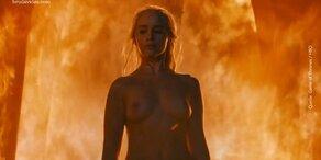 Nacktszene von Emilia Clarke