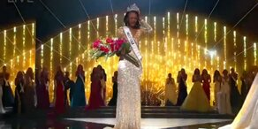 Freude bei der neuen Miss USA