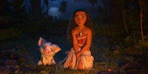 """Disney-Kinderfilm """"Moana"""""""