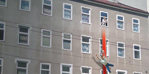 Mord-Alarm nach Sturz aus Hotel-Fenster