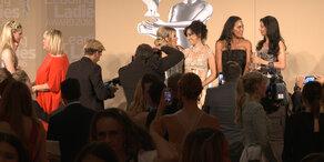 Leading Ladies: Laudationes und Gewinner-Reden