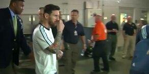 Messi spricht über sein Ende