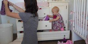 Darum arbeiten Mütter rund um die Uhr