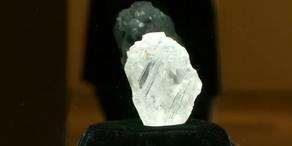 Rekord-Diamant noch zu haben