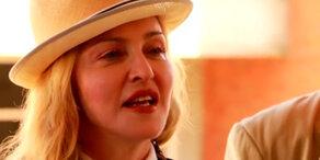 Madonna besucht Malawi