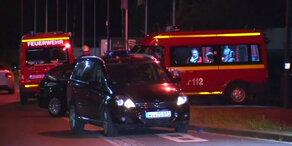 Axt-Amoklauf in Zug: Mehrere Schwerverletzte
