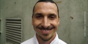 So cool ist Zlatan Ibrahimovic