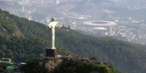 Olympia in Rio: IS-Unterstützer verhaftet