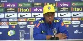Neymar will Olympia-Gold