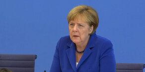 Merkel: Kampf gegen islamistischen Terror
