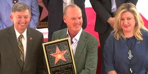 Ein Stern für Michael Keaton