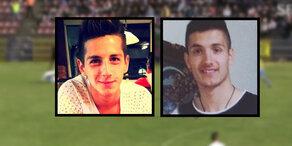 Fußball-Profis sterben bei Horror-Crash
