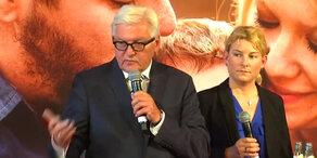 Steinmeier glaubt an Flüchtlingsabkommen
