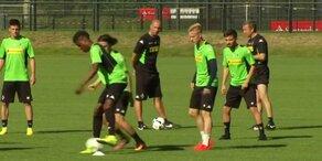 Gladbach in der Champions League