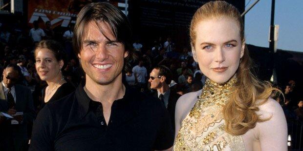 Tom Cruise ließ Kidman abhören