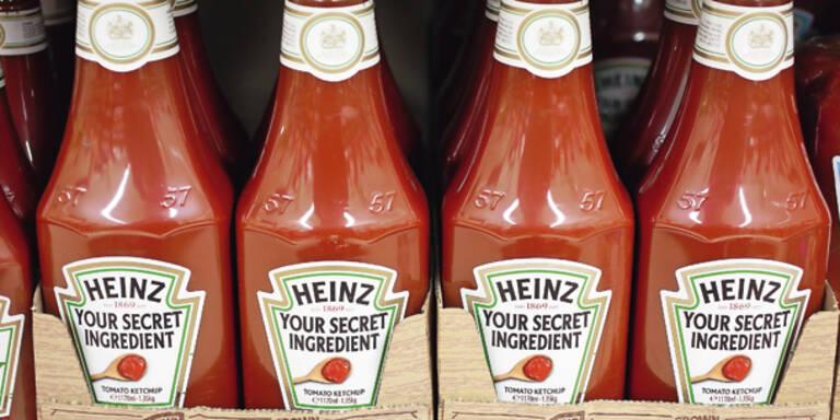 McDonald's schmeißt Heinz-Ketchup raus