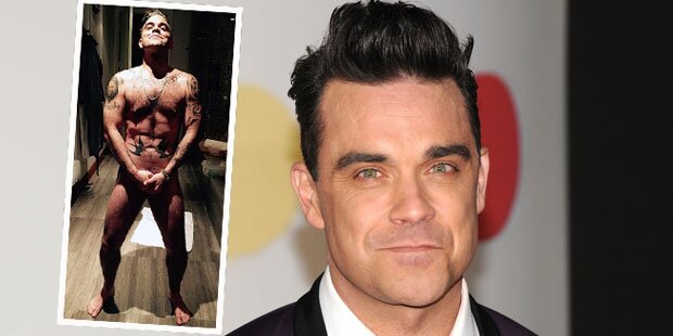 Robbie williams nackt images 72