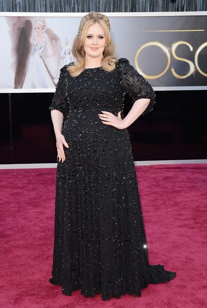 Oscar-Stars am Red Carpet