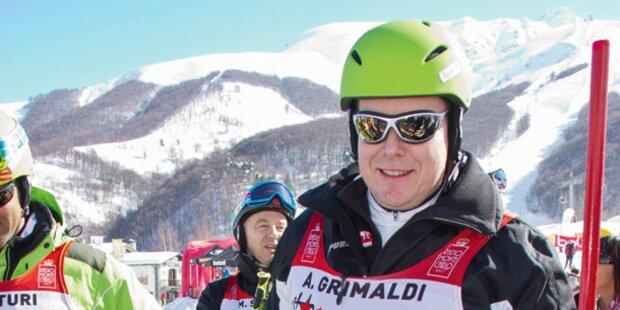 Fürst Albert: So läuft sein Tirol-Besuch