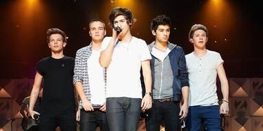 One Direction: Sänger bricht Tour ab