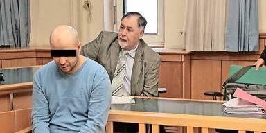 Angeklagter terrorisiert Opfer  von der U-Haft aus