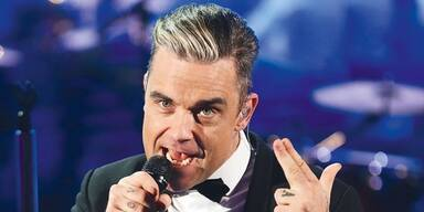 Fans außer sich: So geil war Robbie in Linz