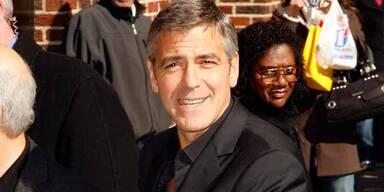 Clooney: Betrog er Sarah?