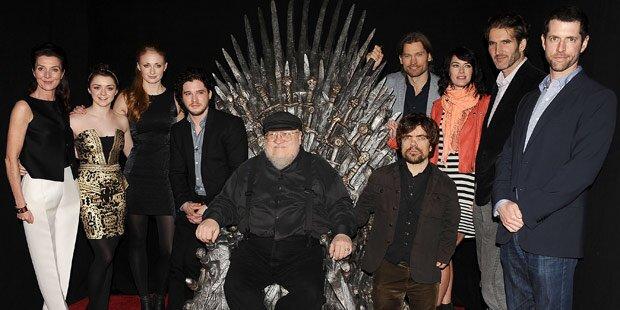 Game of Thrones bald im Kino?