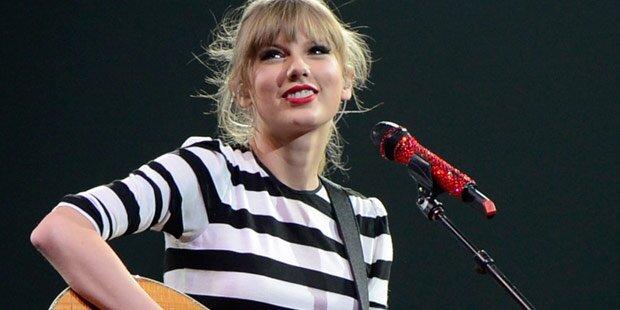 Taylor Swift singt für kranken Buben