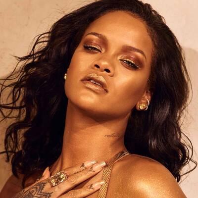 Rihanna for Fenty Beauty