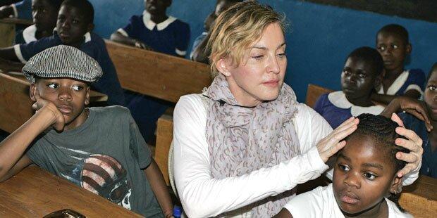 Madonna: Noch ein Kind aus Afrika?
