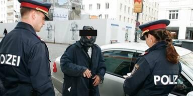 Geld- und Haftstrafe für Bettler