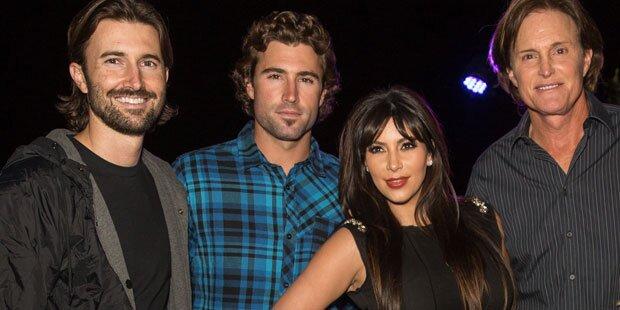 Kardashian-Krieg wegen Bruce Jenner